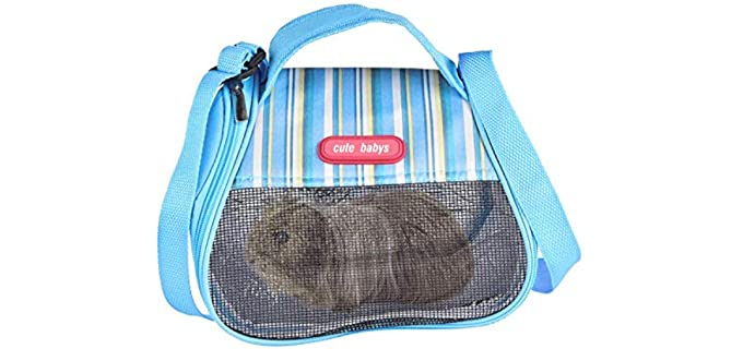 RYPET Hamster Carrier Bag - Hamster's Carrier Bag