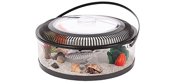 Repitat Reptile Carrier - Habitat for Hermit Crabs