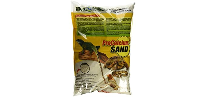 Reptile Sciences Terrarium Sand for Aquarium - Substrate For Hermit Crabs