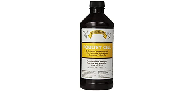 Rooster Booster Poultry Cell - Chicken Vitamins