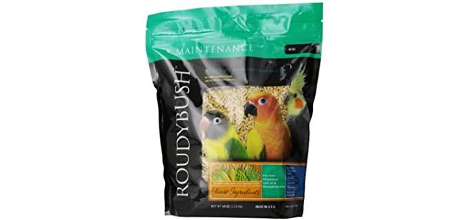 Roudybush Daily Maintenance - Bird Food