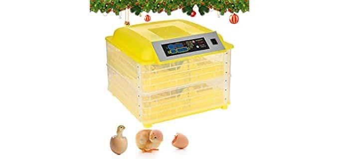 SUNCOO Digital Incubator - Incubator for Chicken Eggs