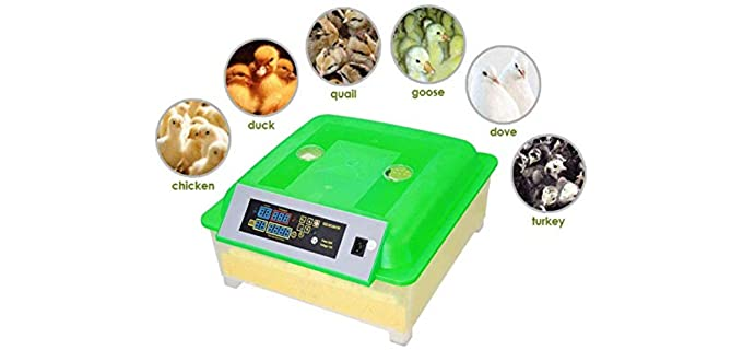 SUNCOO Automatic - Egg Incubator for Chickens