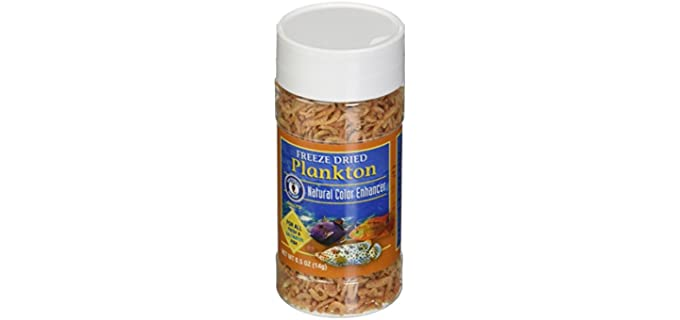 San Francisco Bay Brand Freeze Dried Plankton - Hermit Crab's Food