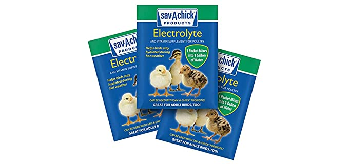 Sav-A-Chick 9 pack - Vitamins for Chickens