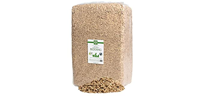 Small Pet Select Natural Paper Bedding - Guinea Pig's Bedding