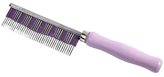 Small Pet Select HairBuster Comb - Grooming Brush for Rabbits