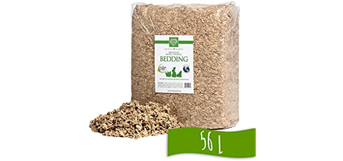 Small Pet Select Premium Soft Paper Bedding - Bedding for Hamsters