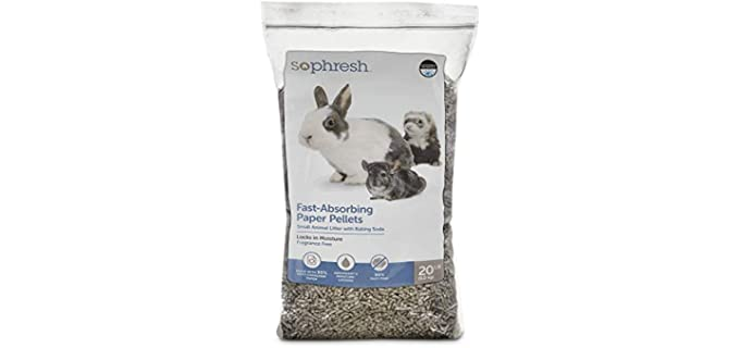 So Phresh Small Animal Paper Bedding - Bedding For Chinchillas
