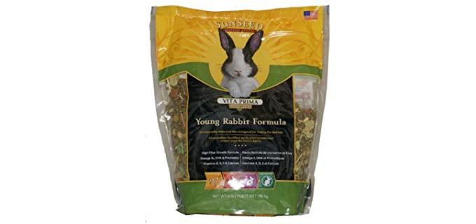 Sunseed Rabbit Young Vita-plus - Rabbit Food