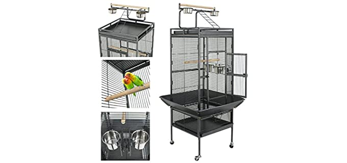 Super Deal 61-inch Large - Best Cage for a Chinchilla