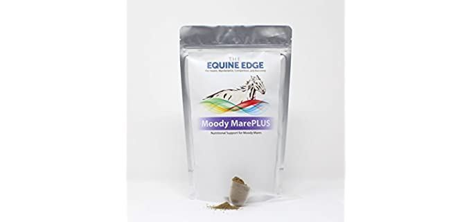 T.H.E. Equine Edge Moody MarePLUS - Calming Supplement for Your Horse