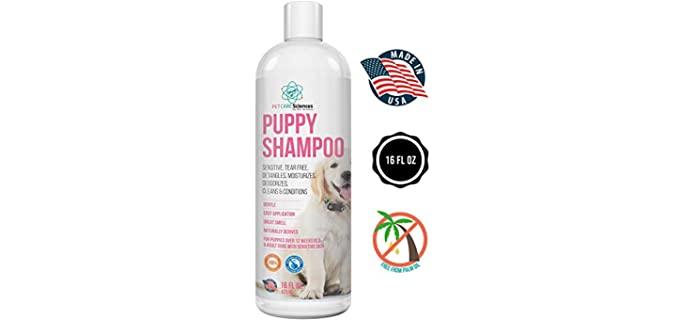 Pet Care Sciences Puppy Shampoo - Scented Dog Shampoo
