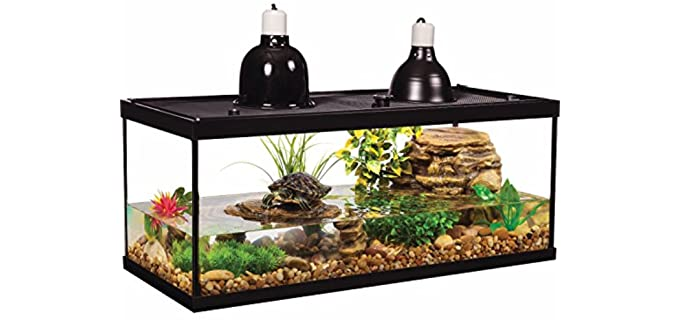 Tetra Aquatic Deluxe - Tank for Your Turtle