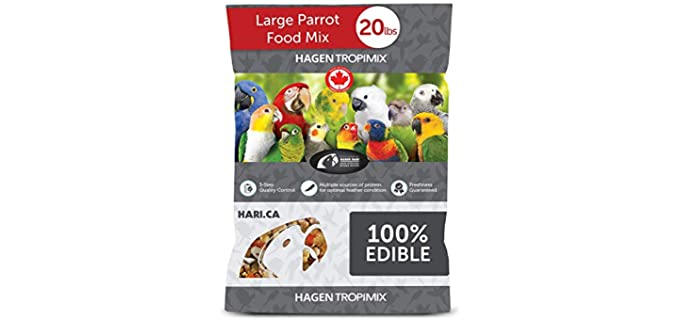 Tropimix Large Parrot Food Mix - Parrot Food