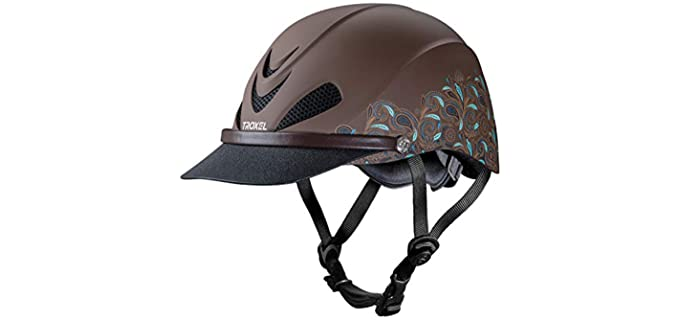 Troxel Low-Profile Dakota Helmet - Helmet for Horse Riders