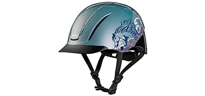 Troxel Spirit Performance Headgear - Horse Riding Helmet