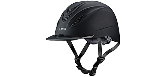 Troxel Intrepid Helmet - Horse Riding Helmet