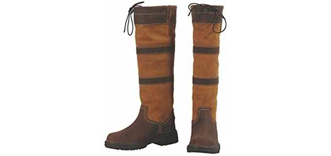 TuffRider Lexington - Men's Boots for Horse Riding