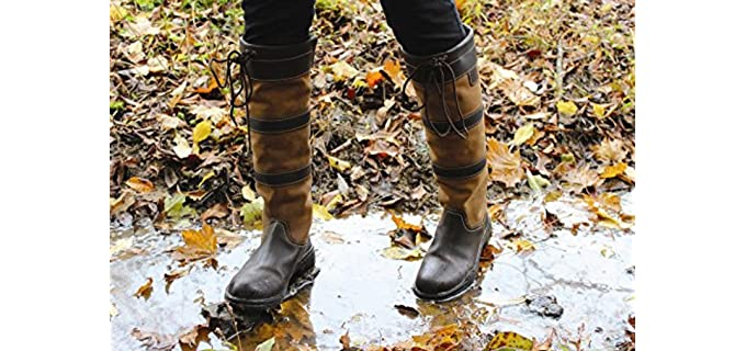 TuffRider Lexington - Women's Boots for Riding a Horse