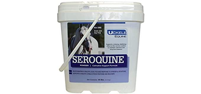 Uckele Seroquine - Calming Supplement for Horses
