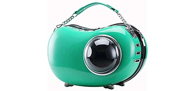 Upet Innovative Patent Bubble Pet Carriers - Hamster's Carrier Bag