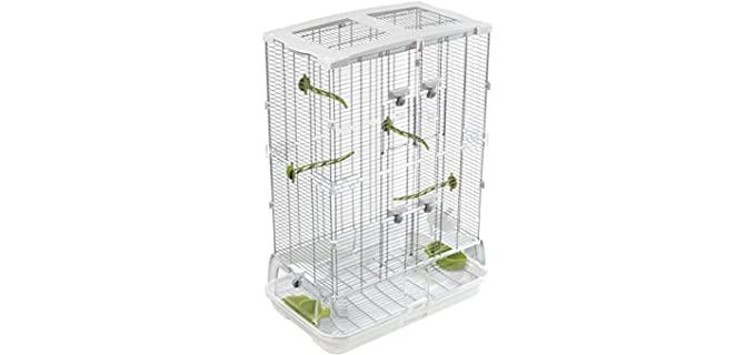 Vision Medium - Parakeet's Cage