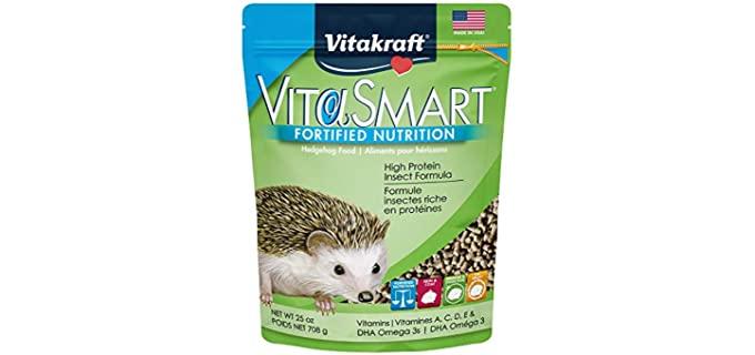 Vitakraft VitaSmart Hedgehog Food - Food for Hedgehogs
