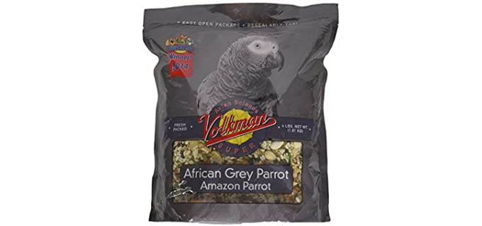 Volkman Avian Science Super African - Food for Your Parrot