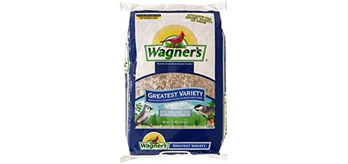 Wagner's 62059 - Greatest Variety Blend Wild Bird Food