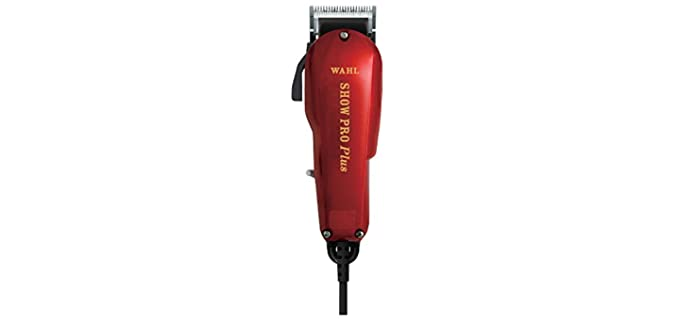 Wahl Professional Animal Show - Pro Plus Equine Horse Clipper