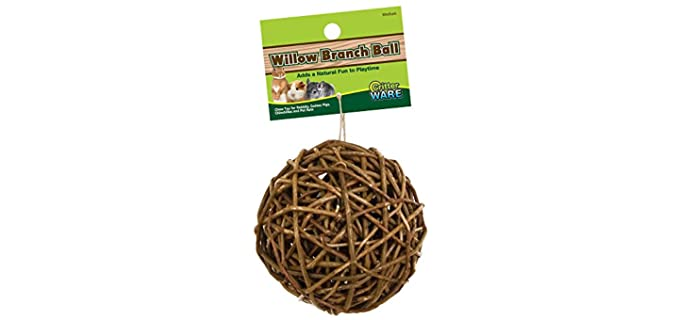 Ware Manufacturing Willow Branch Ball - Toy for Bunnies