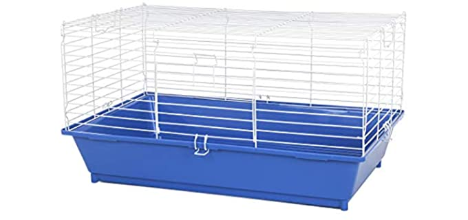 Ware Manufacturing Home Sweet Home Pet Cage - Suitable Cage for Hedgehogs