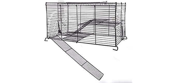 Ware Manufacturing High-Rise Pet Cage - Hedgehog Cage