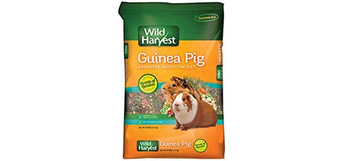 Wild Harvest Guinea Pig Advanced Nutrition Diet - Food for Guinea Pigs