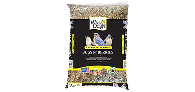 Wild Delight Bugs 'n Berries - Bird Food