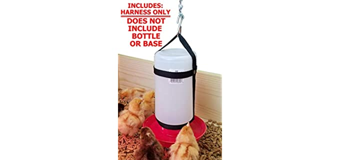 Your Happy Chicks Hanging Harness - Feeder for Chickens