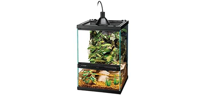 Zilla Vertical Tropical Kit - Corn Snake Enclosures