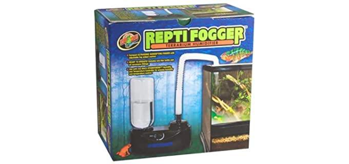 Zoo Med Reptifogger Terrarium Humidifier - Fogger and Humidifier for Reptiles