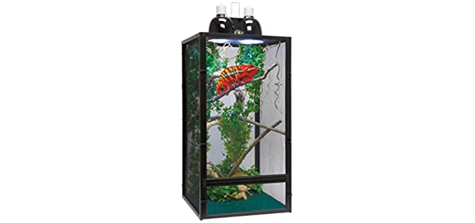 Zoo Med Repti Breeze Chameleon Kit - Cage for Chameleons