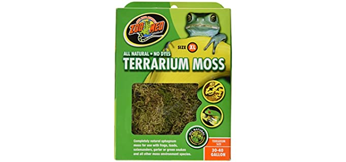 Zoo Med Terrarium Reptile Moss - Reptile Moss