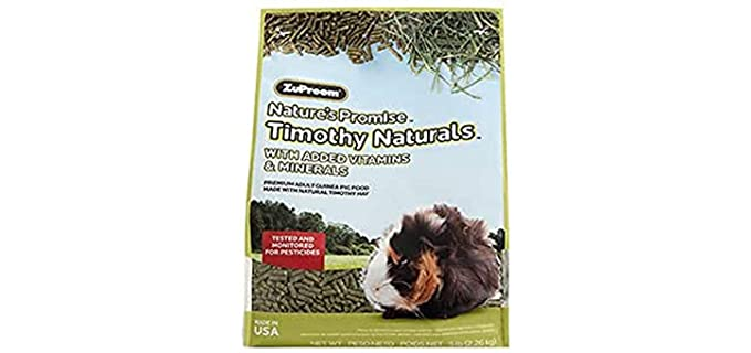 ZuPreem Nature's Promise Premium - Food for Chinchillas