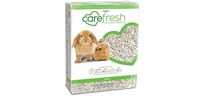 Carefresh Complete Natural Paper Bedding - Ideal hamster Bedding