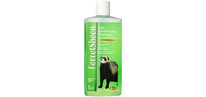 Eight in One Ferret Sheen - Deodorizing Ferret Shampoo