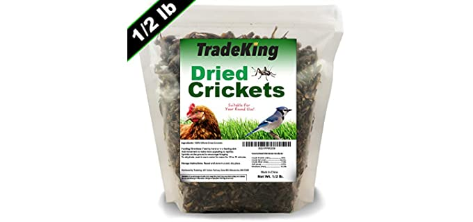 TradeKing Natural - Bearded Dragon Food