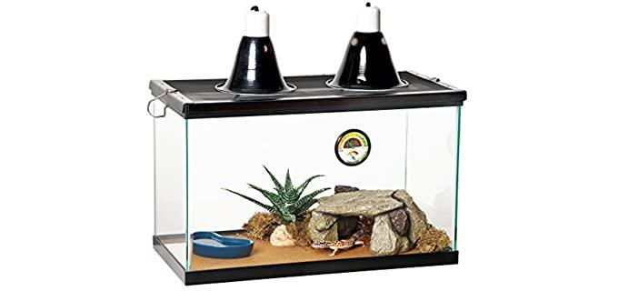 Zilla Reptile - Stater Kit Enclosure