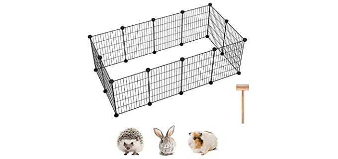 A and A Home Pet Playpen - Guinea Pig Cage