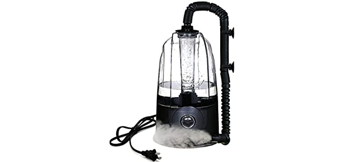 Coospider Machine - Reptile Fogger and Humidifier